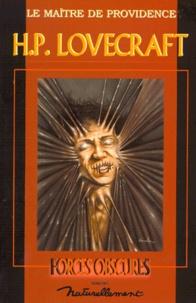 Naturellement (editions) - H.P. Lovecraft - Le maître de Providenc.