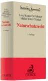 Naturschutzrecht - mit Artenschutz und Europarecht/Internationales Recht.