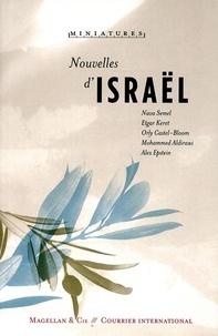 Nava Semel et Etgar Keret - Nouvelles d'Israël.