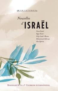 Nava Semel et Etgar Keret - Nouvelles d'Israël - Récits de voyage.