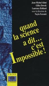 Quand la science a dit... cest impossible!.pdf