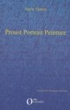 Nayla Tamraz - Proust Portrait Peinture.