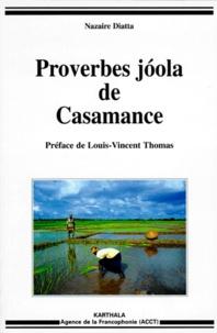 Nazaire Diatta - Proverbes joola de Casamance.