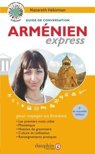Era-circus.be Arménien express - Guide de conversation Image