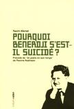 Nâzim Hikmet - Pourquoi Benerdji s'est-il suicidé ?.
