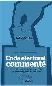 Histoiresdenlire.be Code électoral commenté - De la nécessité d'un outil efficient de lecture des normes et procédures électorales Image