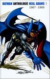 Neal Adams - Batman anthologie 1967-1969 - Volume 1.