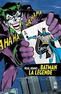 Neal Adams et Dennis O'Neil - Batman la légende Tome 2 : .