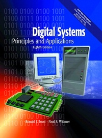 Deedr.fr Digital Systems. Principles and Applications, CD-Rom included, 8th edition Image