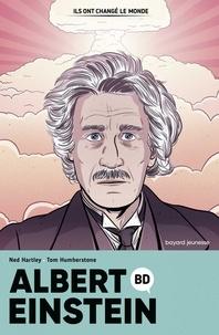 Einstein en BD - Ned Hartley |