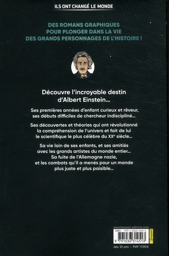 Einstein en BD
