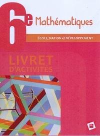 Nei-Ceda Editions - Mathématiques 6e RCI - Livret d'activités.