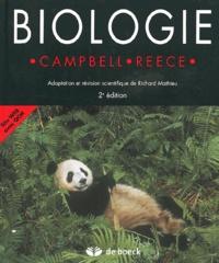 Neil A. Campbell et Jane B. Reece - Biologie.