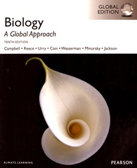 Neil A. Campbell et Jane B. Reece - Biology - A Global Approach.