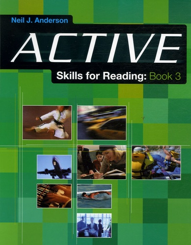 Neil Anderson - Active Skills for Reading - Book 3.
