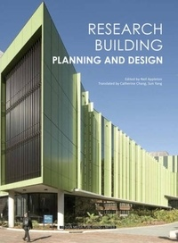 Neil Appleton - Research building - Planning and design..