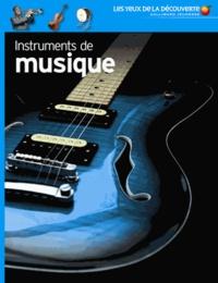 Neil Ardley - Instruments de musique.