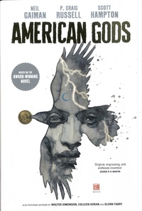 Neil Gaiman et P. Craig Russell - American Gods Tome 1 : Shadows.