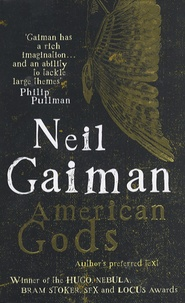 Neil Gaiman - American Gods - The Author's Preferred Text.