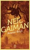 Neil Gaiman - Anansi Boys.