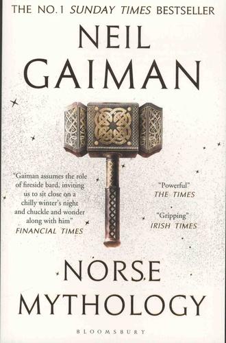 Neil Gaiman - Norse Mythology.