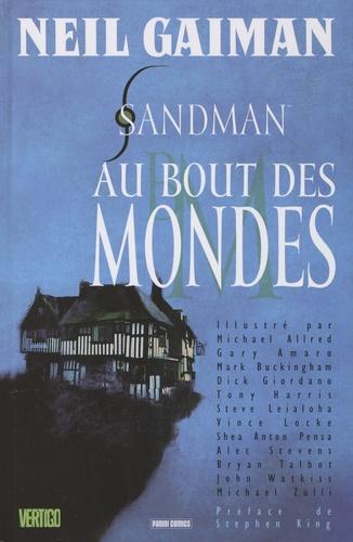 Neil Gaiman et Bryan Talbot - Sandman Tome 8 : Au bout des mondes.