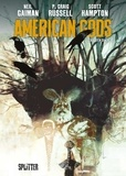 Neil Gaiman et Craig Russell - Schatten Buch 1/2.