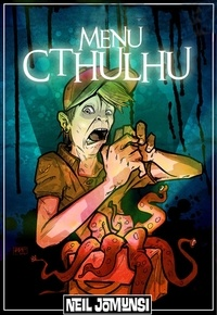 Neil Jomunsi - Menu Cthulhu (livre-jeu).