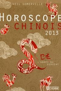 Neil Somerville - Horoscope chinois 2013 - L'année du serpent.