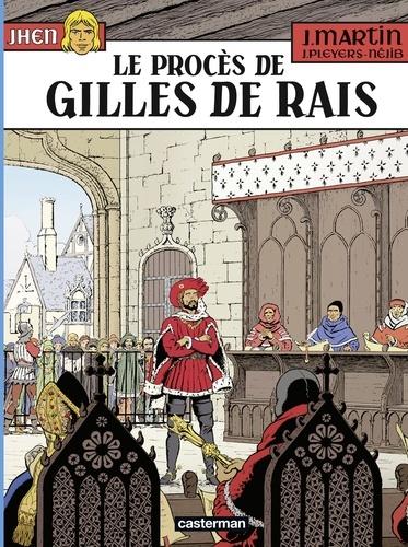 Les aventures de Jhen Tome 17 - Le procès de Gilles de Rais Néjib, Jacques Martin, Jean Pleyers - Format PDF - 9782203191464 - 8,99 €