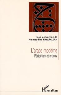 Histoiresdenlire.be L'arabe moderne - Péripéties et enjeux Image