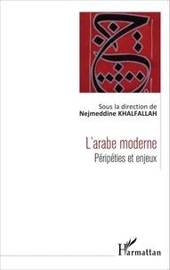 Larabe moderne - Péripéties et enjeux.pdf