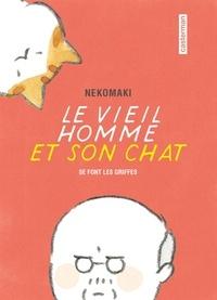 Nekomaki - Le vieil homme et son chat Tome 2 : Le vieil homme et son chat se font les griffes.