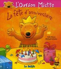 Nele Moost et Michael Schober - La fête d'anniversaire.