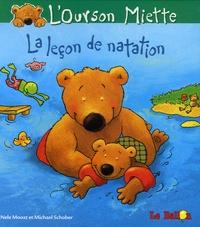 Nele Moost et Michael Schober - La leçon de natation.