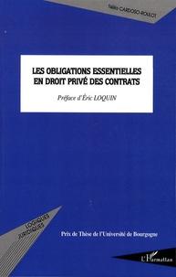 Histoiresdenlire.be Les obligations essentielles en droit privé des contrats Image