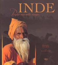 Nella De Angeli et Ivo Demi - Inde - Peuples aux mille visages.