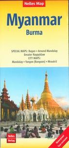 Nelles - Myanmar, Burma-Birmanie.