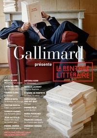 Nelly Alard et Laura Alcoba - Gallimard présente la rentrée littéraire 2013 - Extraits gratuits.