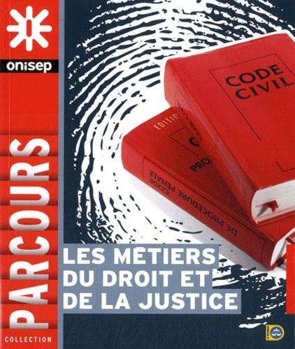 Nelly Burgaleta - Les métiers du droit et de la justice.