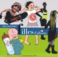 Nelly Chabrol Gagne - Filles d'album - Les représentations du féminin dans l'album.