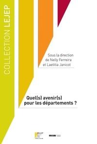 Quel(s) avenir(s) pour les départements ?.pdf