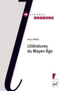 Nelly Labère - Littératures du Moyen Age.
