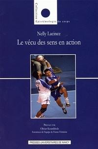 Le vécu des sens en action - Nelly Lacince | Showmesound.org