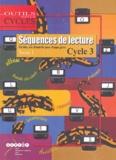 Nelly Lambert et Annie Janicot - Séquences de lecture Cycle 3 - Tome 1 - Un titre, une démarche pour chaque genre.