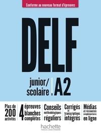 Nelly Mous et Magali Risueno - DELF scolaire et junior A2 - Conforme au nouveau format d'épreuves.