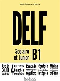 Nelly Mous et Sara Azevedo Rodrigues - DELF scolaire et junior B1. 1 DVD