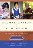 Nelly P. Stromquist et Karen Monkman - Globalization and Education - Integration and Contestation across Cultures.