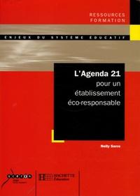 Nelly Serre - L'Agenda 21 pour un établissement éco-responsable.