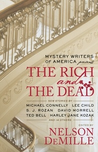 Nelson DeMille - Mystery Writers of America Presents The Rich and the Dead.
